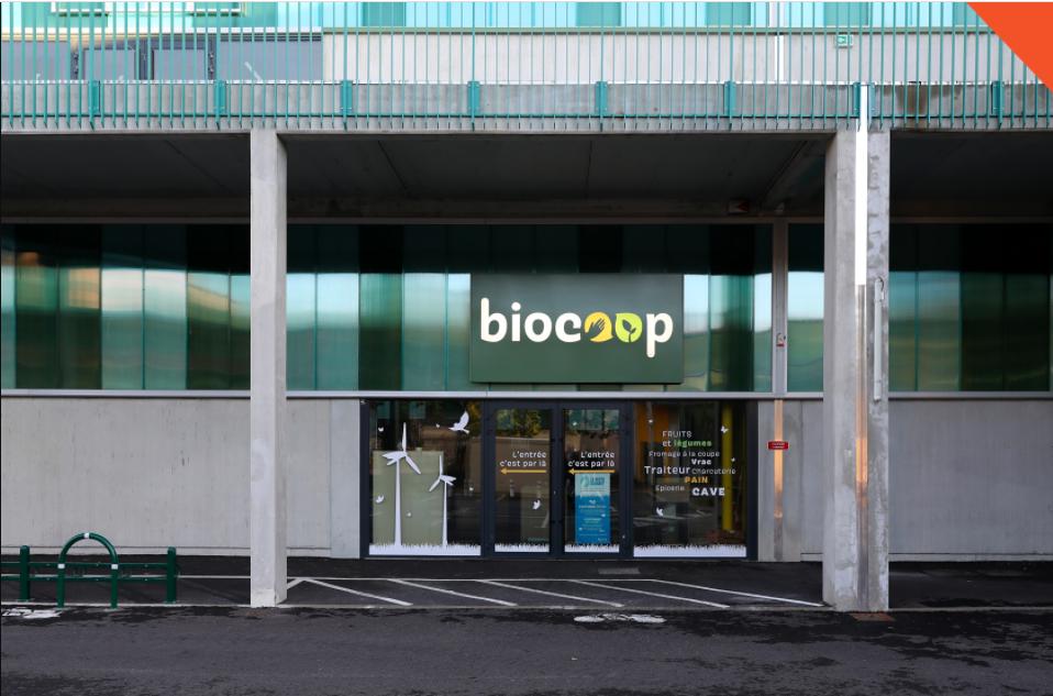 Biocoop à Marigarde