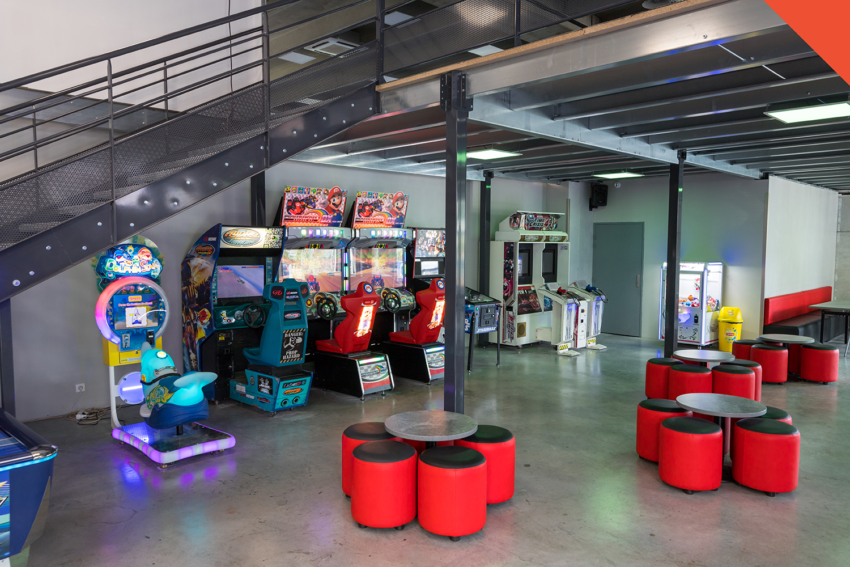Espace jeux à Mougins - Actipark