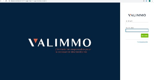 Valimmo application