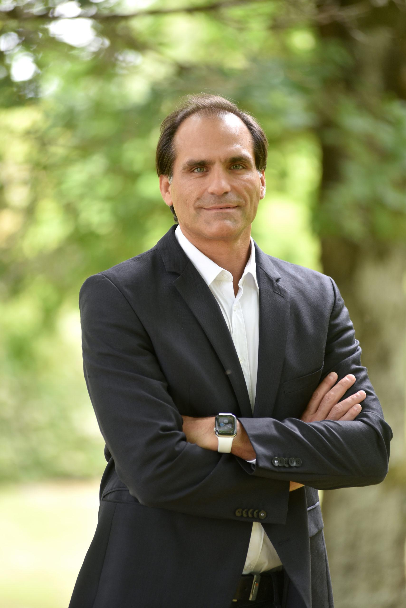 Arnaud Bilek Directeur général Gaz'Up